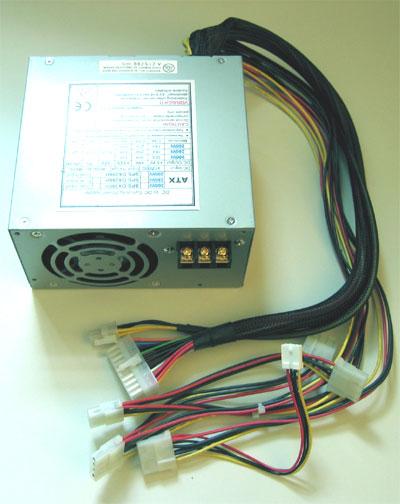320W DC ATX Power Supply (9-18VDC) [12V]