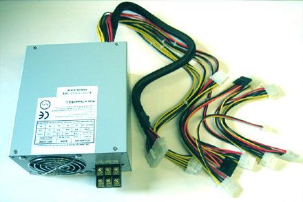 650W DC ATX Power Supply (9-18VDC) [12V]