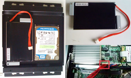 Backup battery kit f. FleetPC-9/FleetPC-9-B/FleetPC-10