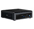 Intel NUC10i7FNK (Intel Core i7-10710U up to 4,70GHz,  1x HDMI, 5x USB 3.1, Thunderbolt, 1x <b>M.2</b>)