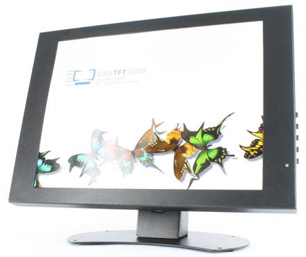 "CTF1210 - VGA 12.1"" TFT - Touchscreen USB - Video"