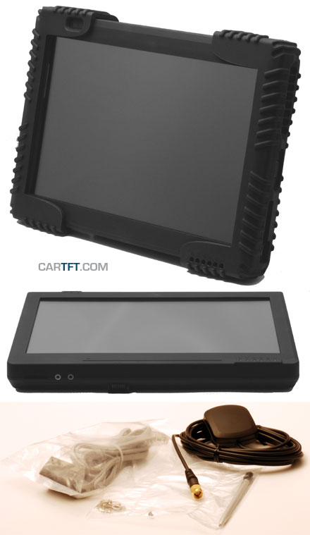 CTFTAB TabletPC Barebone (1.6Ghz, WLAN, Bluetooth, GPS) [<b>TRANSFLECTIVE</b>]
