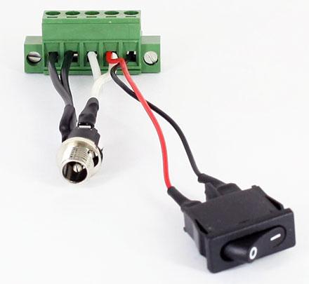 Home-power-adapter f. FleetPC-9/FleetPC-10