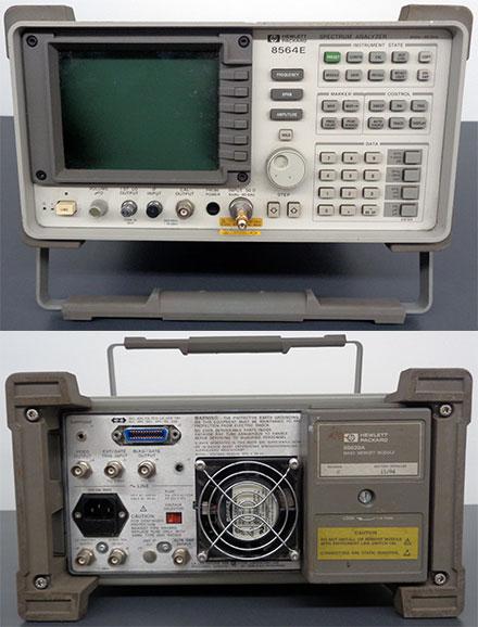 HP 8564E Spectrum Analyzer 9Khz-40Ghz [OPT 001] (Used)