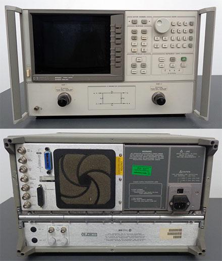 HP 8722C Network Analyzer 50MHz-40GHz [OPT 001] (Used)