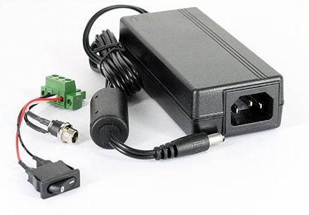 Home-power-adapter f. FleetPCs