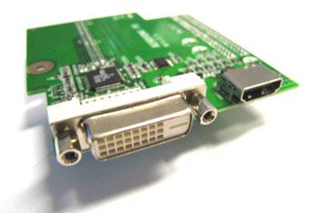 Jetway ADD-ON AD9DHDMI (1x DVI + 1x HDMI)