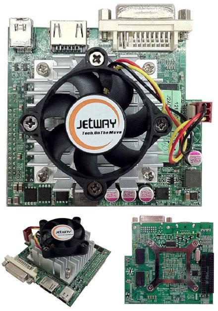 Jetway ADD-ON ADE4NV13M (NVIDIA GeForce GT 610M) [Gen2]