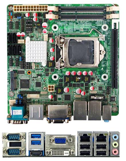 Jetway NF9J-Q87 (Intel Q87)
