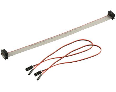 USB/PWR/LED extension cables f. M350 enclosure