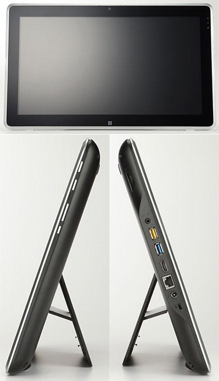 "Mitac M200 19.5"" Panel PC (1600x900, Touchscreen)"