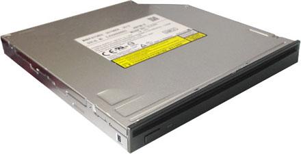 SLIM-LINE DVD+-R/RW Panasonic <b>SLOT-IN</b> SATA (UJ-8C5)