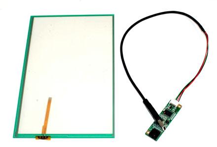 "TOUCHSCREEN-KIT USB 10.2"" (16:9)"