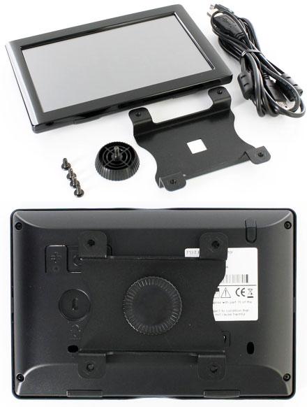 """Nanovision MIMO UM-720F V2 (7"""" USB Touchscreen Display, <b>VESA</b>)"""