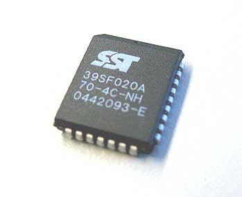 BIOS for VIA M10000 (SST39SF020A)