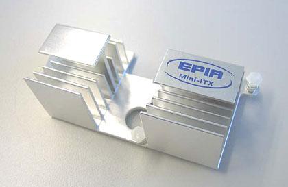 Chipset-heat sink of VIA M10000