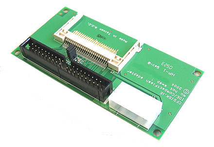 CFDISK.1 -- CompactFlash-to-IDE Adapter